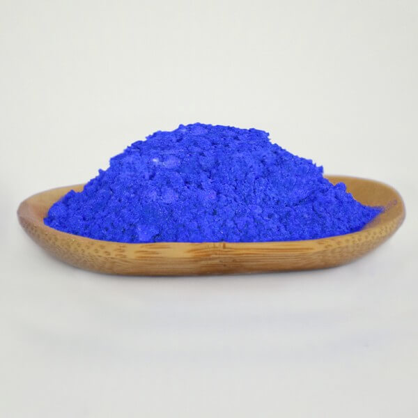 Pigment naturel Bleu intense - 10g