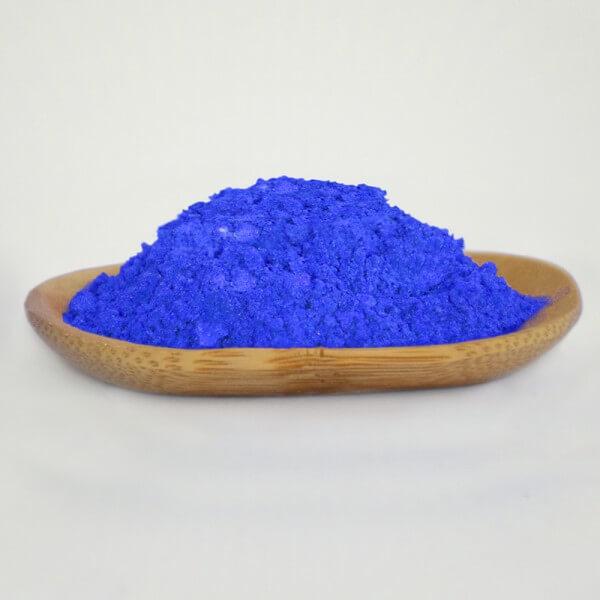 Pigment naturel Bleu intense
