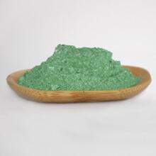 Mica minéral Vert Emeraude 10g