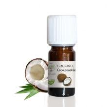 Coco poudrée - Fragrance naturelle 5 ml