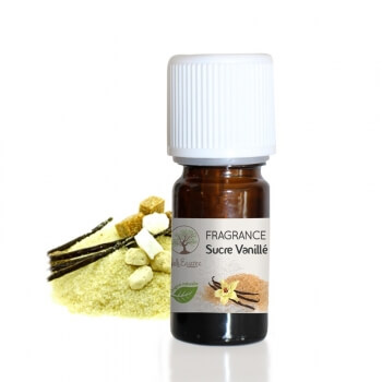 Sucre vanillé - Fragrance naturelle 5 ml