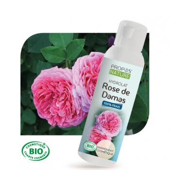 Rose Damas BIO - Hydrolat 100 ml