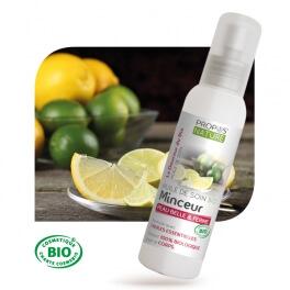 huile de massage minceur bio