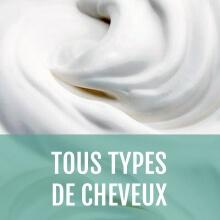 Masque capillaire Tous types de cheveux à personnaliser