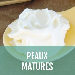 Crème visage Peaux matures à personnaliser