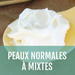 Crème corps Peaux normales à mixtes à personnaliser