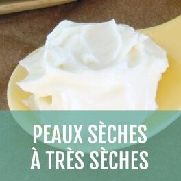 Crème corps Peaux sèches à très sèches à personnaliser