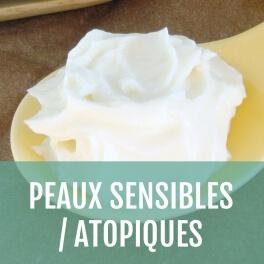 Crème corps Peaux sensibles / atopiques à personnaliser