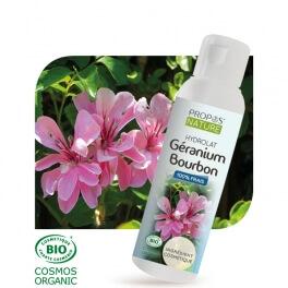 Géranium Bourbon BIO - Hydrolat 100 ml