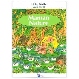 "Livre ""Maman Nature"""