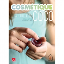 """Livre """"Cosmétique à l'huile de Coco"""""""
