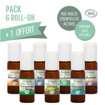6 roll-on BIO (+1 offert)