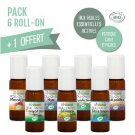 7 roll-on BIO (1 offert)