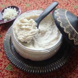 Scrub corps Hammam en purée exfoliante Argan, Karité & Citron