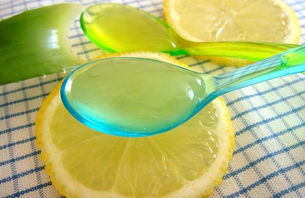 Masque gel Anti-Soif - Eclat & Pureté Aloe Vera & Citron