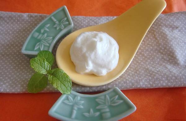 Crème hydratante oxygénante en petite infusion Verveine, Menthe & Abricot