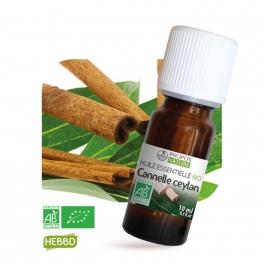 Cannelle de Ceylan BIO (AB) - Huile essentielle 10 ml