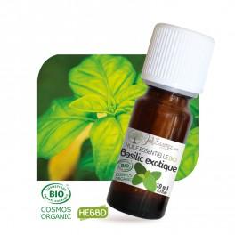 Basilic exotique BIO - Huile essentielle 10 ml