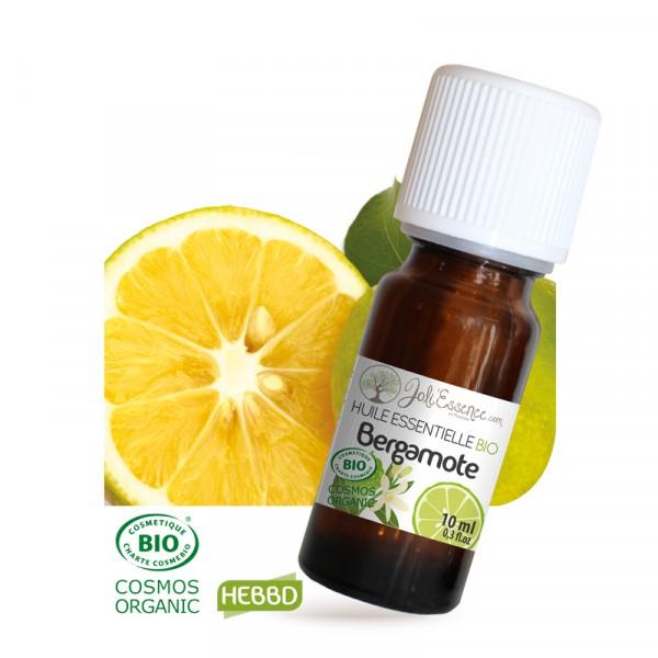 huile essentielle bergamote