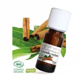 Cannelle de Ceylan BIO - Huile essentielle 10 ml