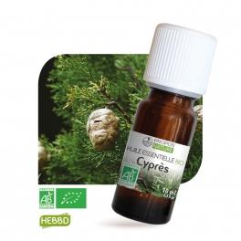 Cyprès BIO (AB) - Huile essentielle 10 ml