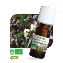 Eucalyptus globulus BIO (AB) - Huile essentielle 10 ml