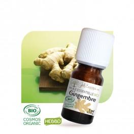 huile essentielle gingembre