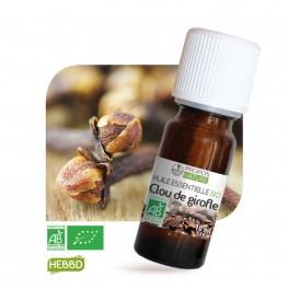 Girofle (clou) BIO (AB) - Huile essentielle 10 ml