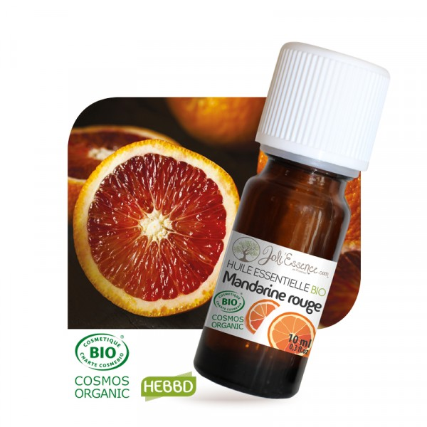 huile essentielle mandarine rouge