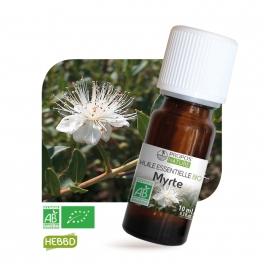 Myrte BIO (AB) - Huile essentielle 10 ml