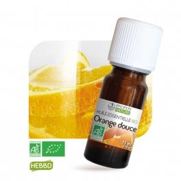 Orange douce BIO (AB) - Huile essentielle 10 ml