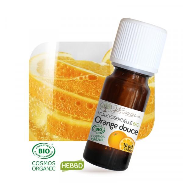 huile essentielle orange douce