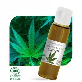 Chanvre BIO - Huile végétale (30ml / 100ml / 500ml)