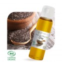 huile végétale de chia bio