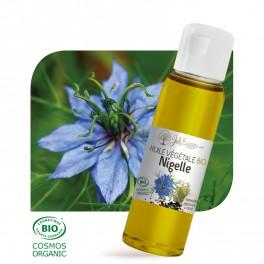 Nigelle (Cumin noir) BIO - Huile végétale vierge (30ml / 100ml)