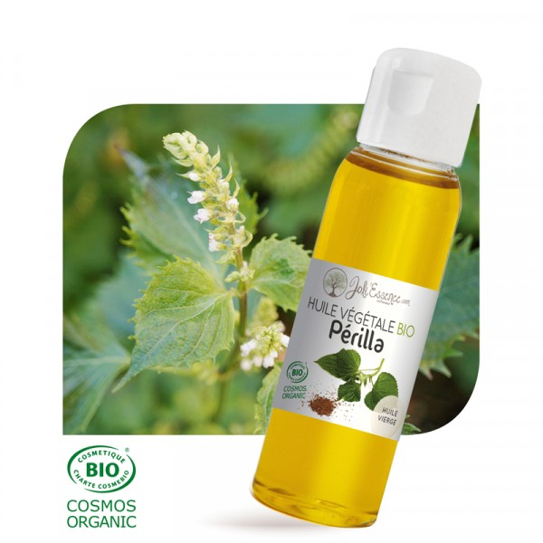 huile vegetale 100 bio