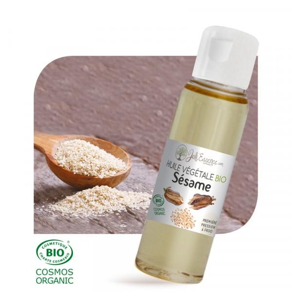 huile vegetale bio 500ml