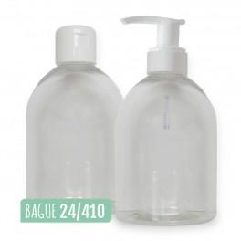 Flacon Dôme (Capsule distributrice ou Pompe savon) - 250 ml