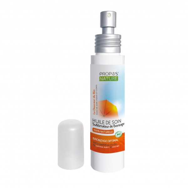 Huile de soin Sublimateur - 75 ml