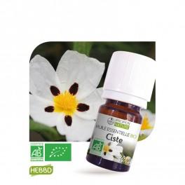 Ciste BIO (AB) - Huile essentielle (2.5ml / 5 ml)