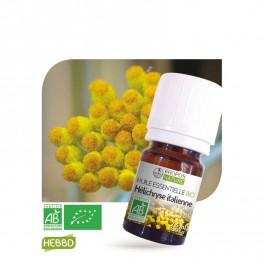 Hélichryse Italienne BIO (AB) - Huile essentielle (2.5ml / 5 ml)