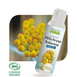 Hélichryse Italienne Corse BIO - Hydrolat 100 ml