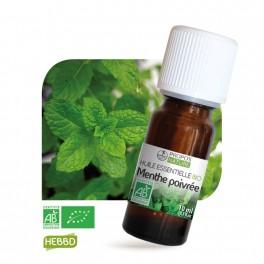 huile essentielle menthe poivrée bio