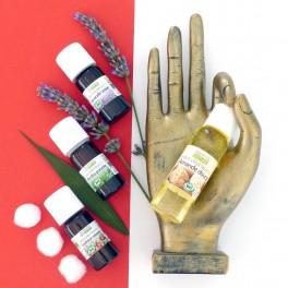 huiles essentielles trousse de secours
