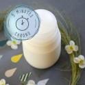 Déodorant crème transpiration excessive - Menthe & Sauge officinale