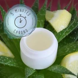 Shampooing purifiant aux extraits d'Aloe et Citron