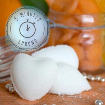 Bombe de bain Optimist<span>Orange & Carotte</span>