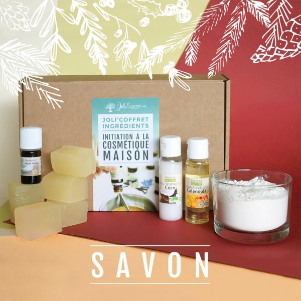 ingrédients cosmétique savon
