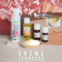 Coffret ingrédients Crème jeunesse