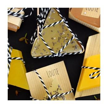 """Cadeaux d'invités """"home made""""<span>Savons parfumés</span>"""